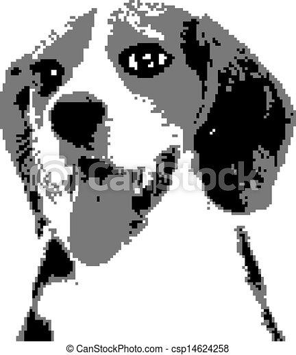Pixel Chien