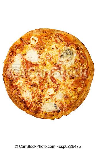 Pizza 4 Fromaggi - csp0226475