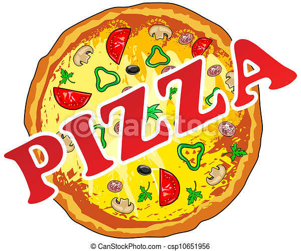 pizza illustrations and clip art 36 488 pizza royalty free rh canstockphoto com free clipart pizza delivery man free clipart pizza delivery man