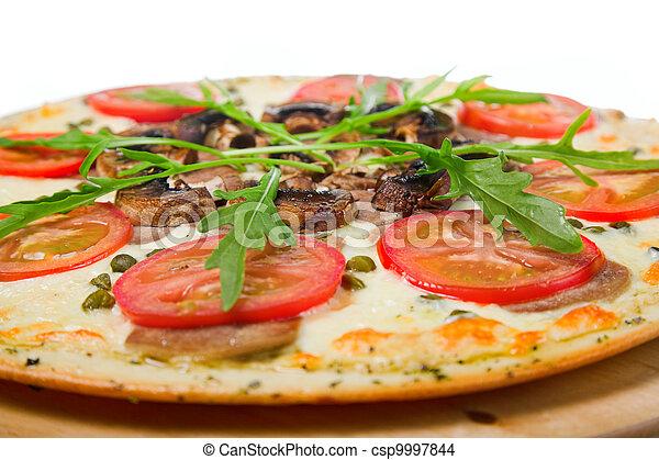 Pizza - csp9997844