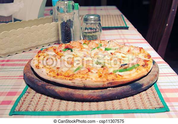 Pizza - csp11307575