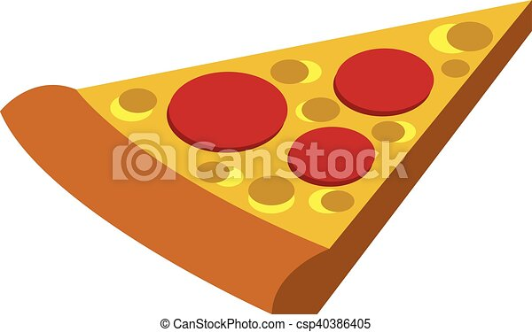 pizza slice vector rh canstockphoto com Pizza Slice Icon pizza slice vector png