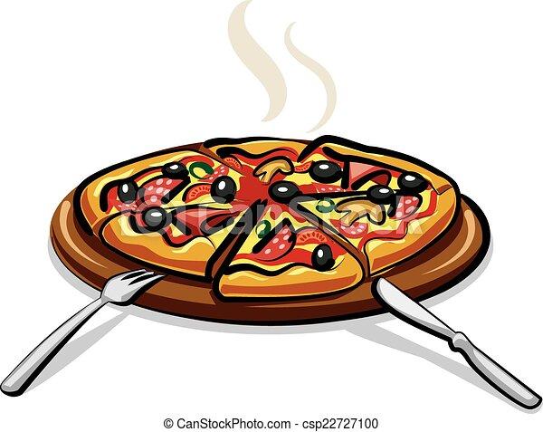 pizza - csp22727100