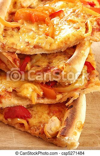 pizza - csp5271484