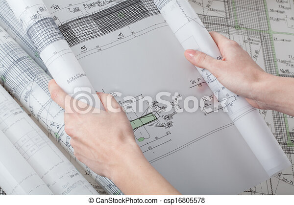 Amazing Pläne Stock Illustration
