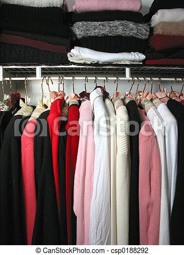 placard, vêtements - csp0188292