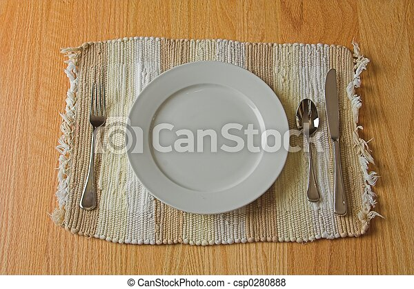 place setting - csp0280888