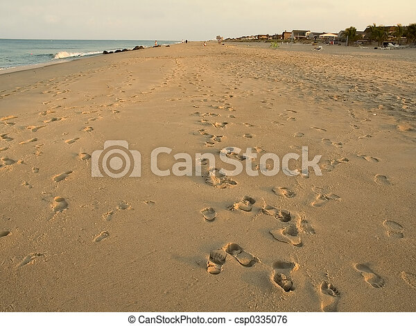plage, calme - csp0335076