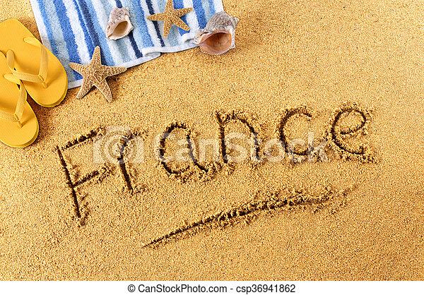 Ecriture En France
