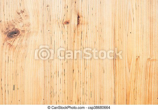 Plain wood texture background - csp38680664