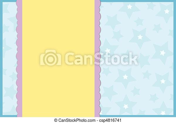 plakboek, communie, achtergronden - csp4816741