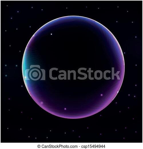 planète, espace - csp15494944