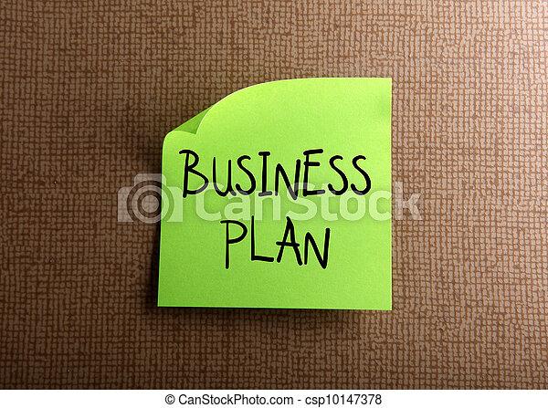 plan, affär - csp10147378