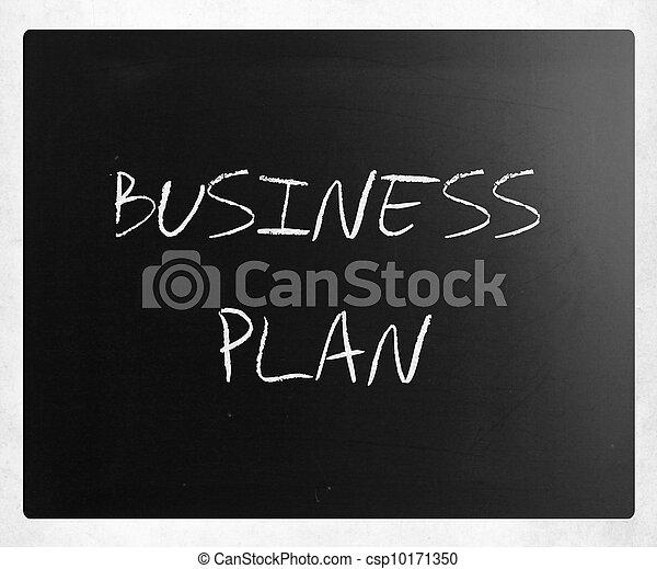 plan, affär - csp10171350