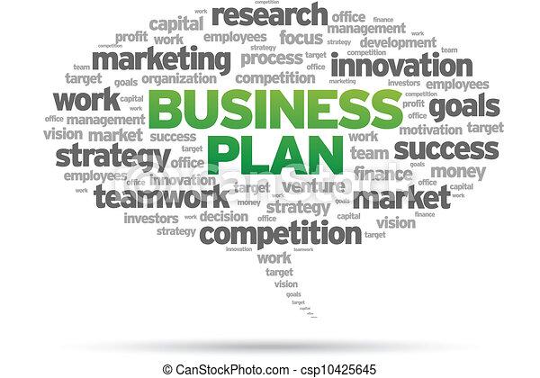 plan, handlowy - csp10425645
