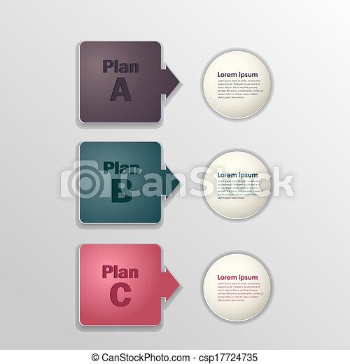 plan, handlowy - csp17724735