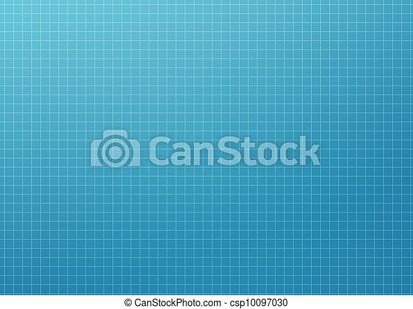 plan, moderne, grille - csp10097030