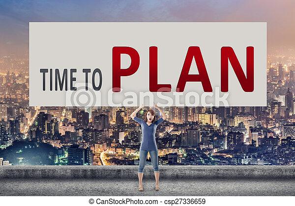 Hora de planear - csp27336659