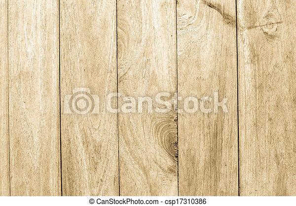 plancher, mur, surface, texture bois, fond, parquet - csp17310386
