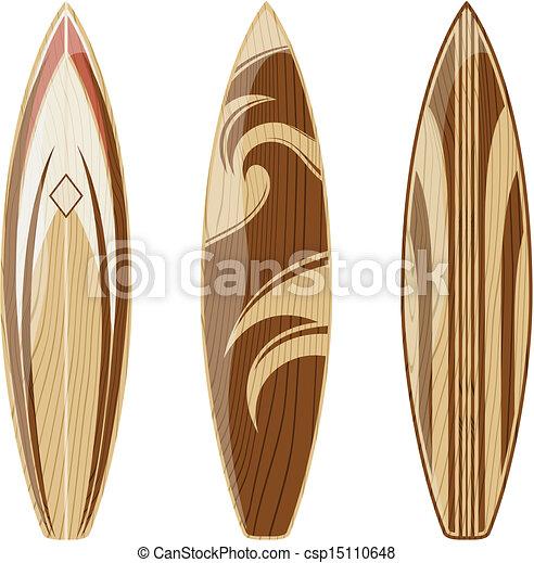 Solide Seulement Non Bois Format Isole Editer Tres Couleurs Vecteur Facile Blanc Planches Surf Fond Gradients Canstock