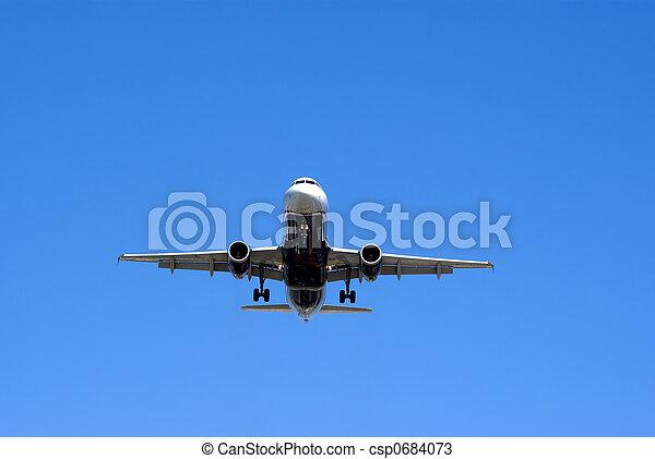 Plane - csp0684073