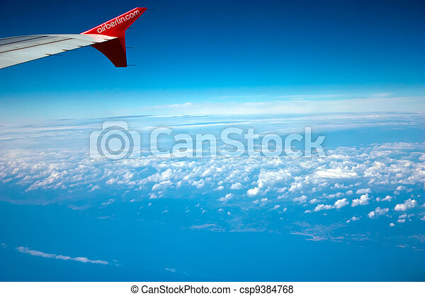 plane wing - csp9384768