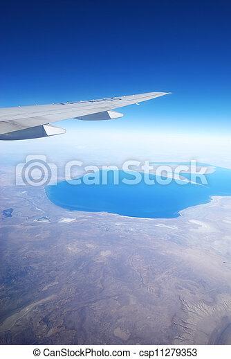 Plane wing - csp11279353