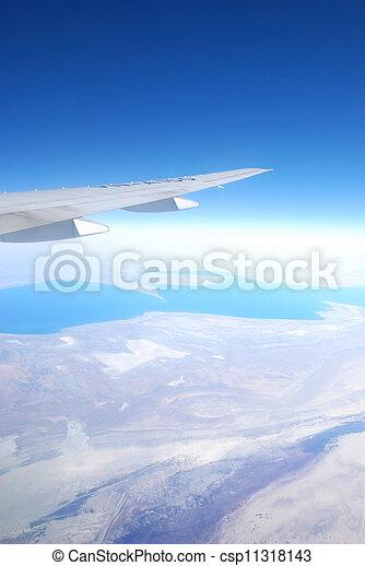 Plane wing - csp11318143