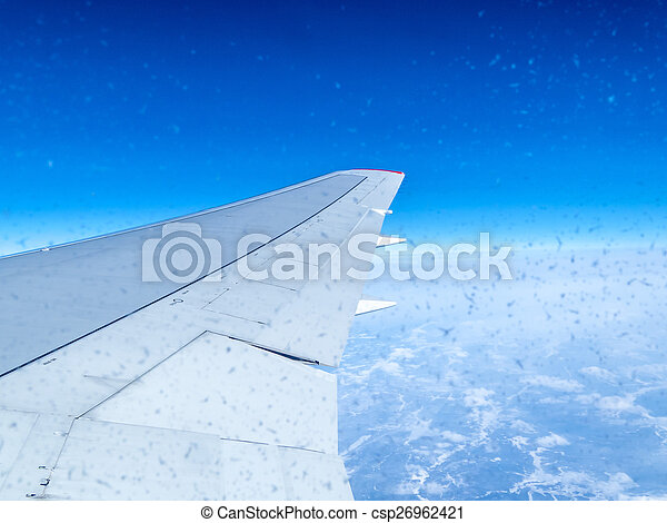 Plane wing - csp26962421