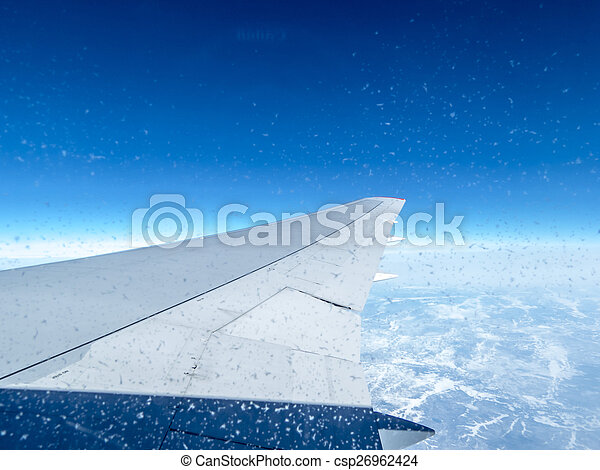 Plane wing - csp26962424