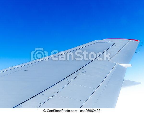 Plane wing - csp26962433