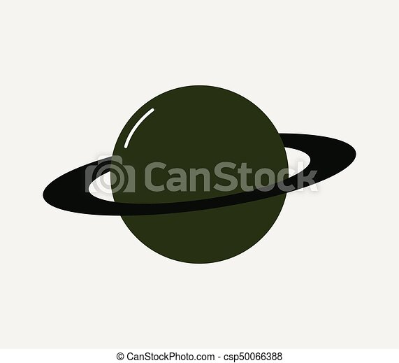 planeet, pictogram - csp50066388