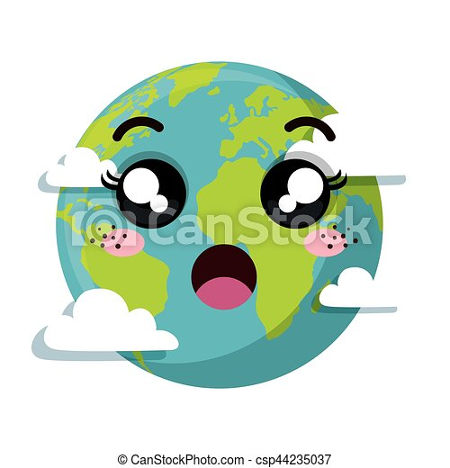 planet earth character of the solar system vector illustration design rh canstockphoto com solar system clip art black and white solar system planets clipart