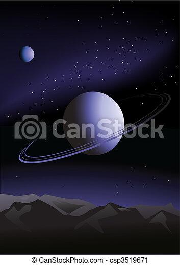 Planet - csp3519671