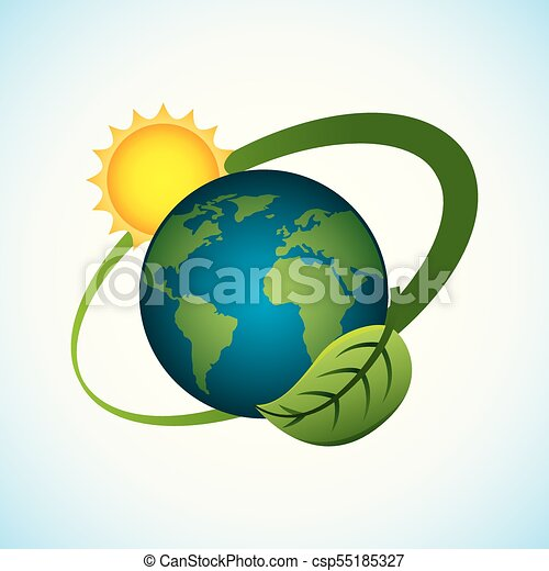 planet world sun energy environment clean - csp55185327