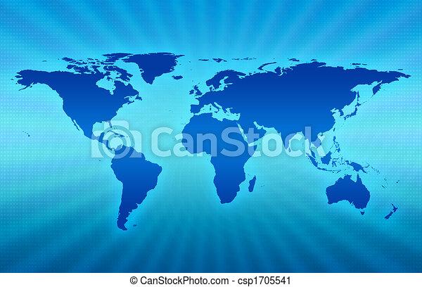 Planeta azul - csp1705541