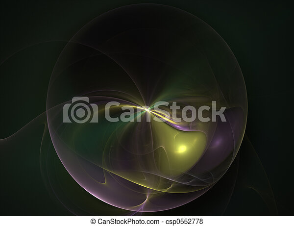 Planeta eléctrico - csp0552778