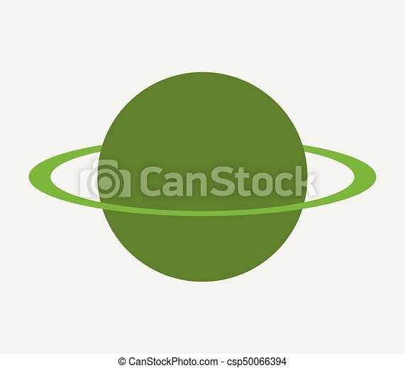 planeta, icono - csp50066394