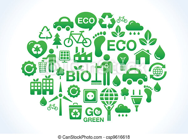 Planeta verde - csp9616618