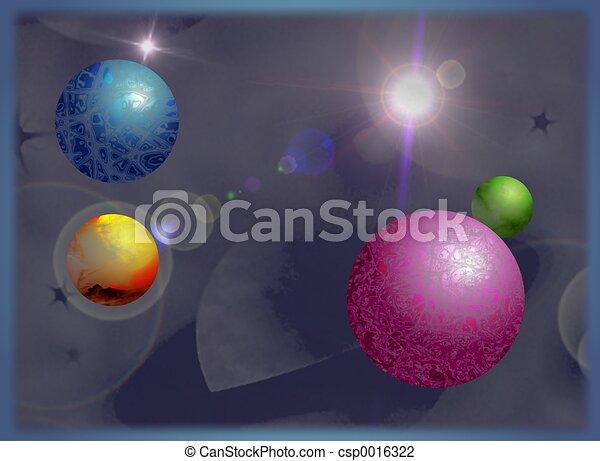 Planets - csp0016322