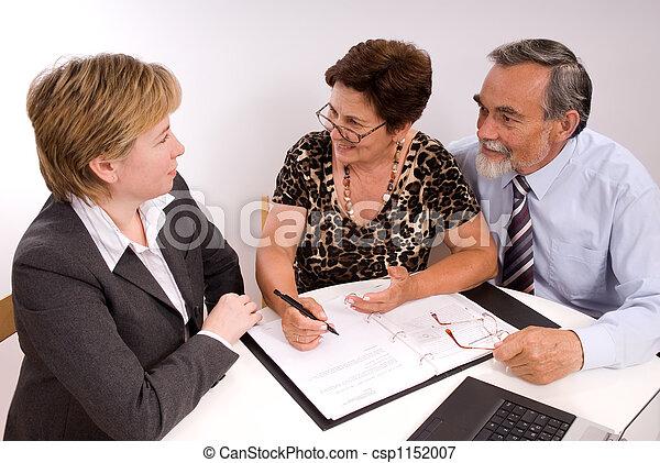 planificateur financier - csp1152007