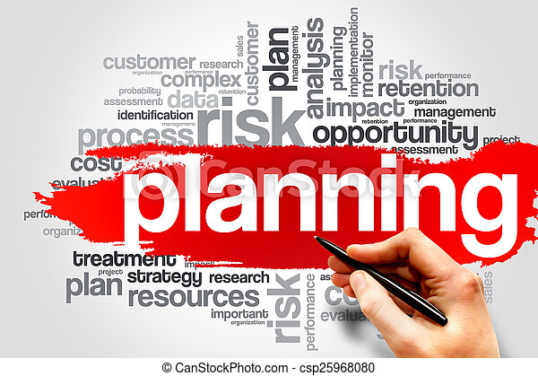 planification - csp25968080