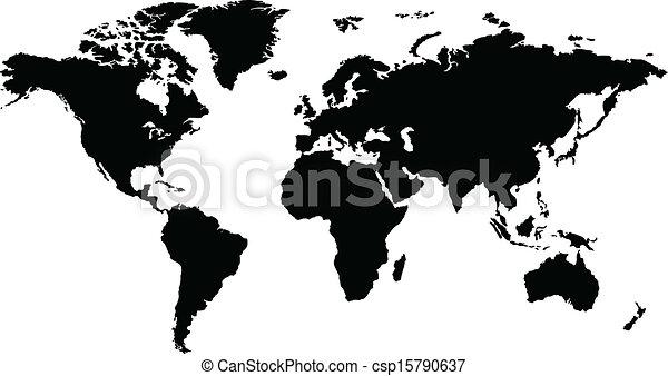 planisphère - csp15790637