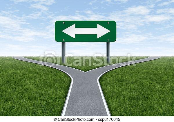 planlægning, fremtid, strategi - csp8170045