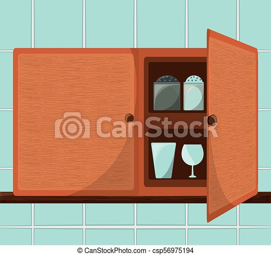 Plano Conjunto Utensilios Icono Herramientas Cocina Plano