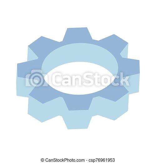 plano de fondo, blanco, gearwheel, herramienta - csp76961953