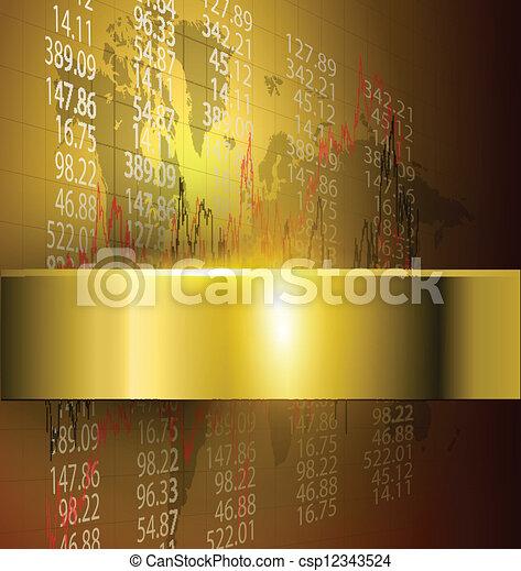 De negocios - csp12343524