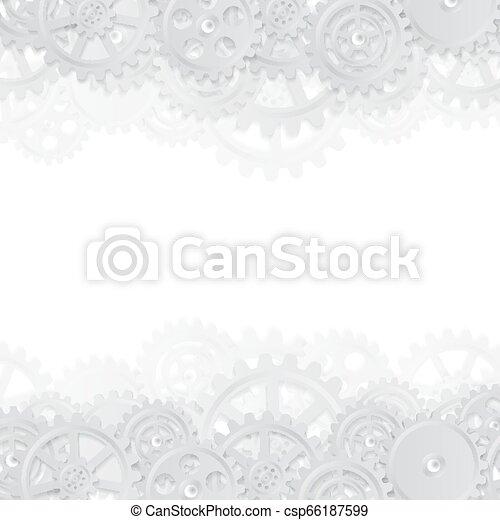 Trasfondo mecánico - csp66187599