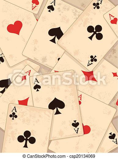 Antecedentes con trajes de cartas - csp20134069