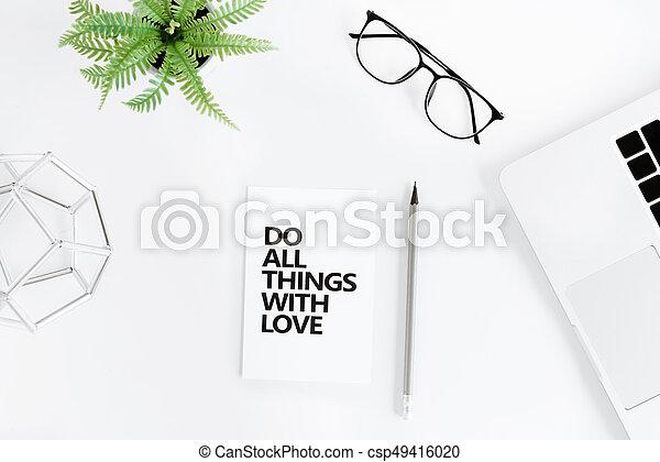 Hacer Todas Las Cosas Con Citas De Amor Motivacionales En El